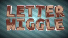 Tutorial: Animation Nodes Letter Wiggle