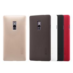 [US$6.32] NILLKIN Super Frosted Shield Protective Case Cover for OnePlus 2 #nillkin #super #frosted #shield #protective #case #cover #oneplus