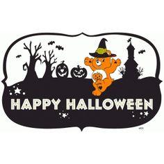 Silhouette Design Store: happy halloween scene
