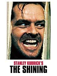 Jack Nicholson, portrays Jack Torrance in the classic horror movie The Shining, directed by Stanley Kubrick. 1980's Movies, Best Horror Movies, Great Movies, Movies To Watch, Horror Books, Horror Films, Scary Movie List, Scary Movies, Movie Tv