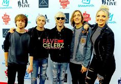 Ross looks good with a beanie