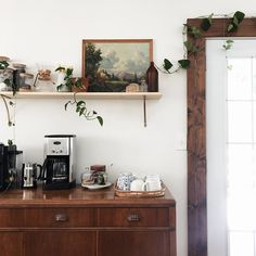 the art of slow living Slow Living, First Home, Cozy House, Home Decor Inspiration, My Dream Home, Decoration, Home Kitchens, Living Spaces, Foyer