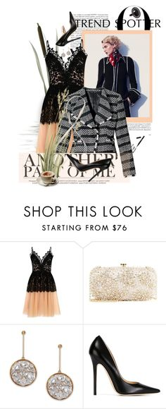 """""""Another part of me!!!"""" by marleen1978 ❤ liked on Polyvore featuring Balenciaga, True Decadence, GUESS by Marciano, Oscar de la Renta, STELLA McCARTNEY, Jimmy Choo and Parra"""