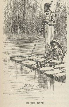 this simple painting captures the golden glow around the raft  huck finn chapter 12 satire essay the adventures of huckleberry finn study guide contains a biography of mark chapter 12 see