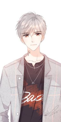 Hi my dear Xia yi Cool Anime Guys, Pretty Anime Girl, Hot Anime Boy, Handsome Anime Guys, Anime Boys, Fanarts Anime, Anime Chibi, Anime Characters, Anime Couples Manga