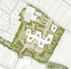 Wettbewerb entschieden: Der Entwurf für den Neubau der Staudinger Gesamtschule kommt aus Freiburg