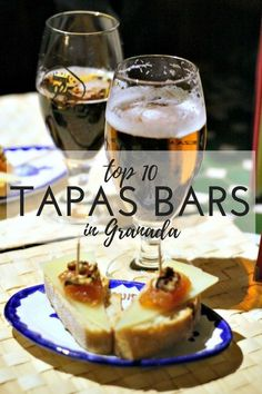 You'll Never Eat Tapas the Same Way Again After Experiencing These Tapas Bars in Granada
