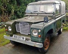 "Land Rover Series 3 88"" 2.25 Petrol"
