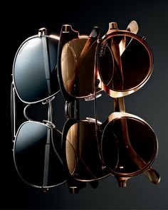 Introducing TOM N.15, TOM N.16 and TOM N.17. #TOMFORD #TFPRIVATECOLLECTION