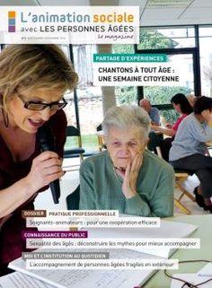 N°5 de L'animation sociale avec les personnes âgées