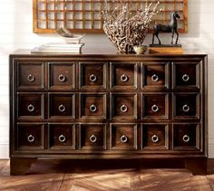 I love apothecary cabinets. Can used for so many things.  Looking for the perfect one to turn intoa  wine rack/bar.  eTake fronts of someof the drawers to store bottles , use other drawers to store cork screws, wine glass tags, wine stoppers, etc.