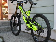2011 Specialized Demo 8, Fox Shox