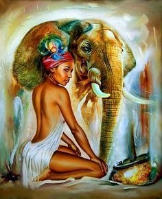 Art - African