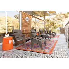 maybe there is more beautiful outdoor furniture! the chair is $249.
