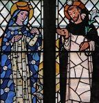 saint Dominique, Notre Dame des Victoires, Londres