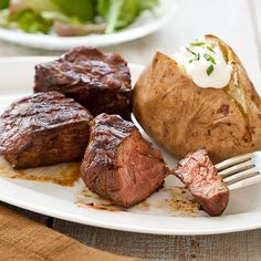Grilled Steakhouse Steak Tips Recipe - Cook's Country