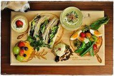 「木のプレート サラダ」の画像検索結果