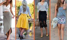 Tener caderas anchas es una bendición, pero muchas veces parece todo lo contrario. La lucha por encontrar una falda que nos favorezca a veces es interminable. Y no sólo es lucha de las chicas con cadera prominente, sino también para las que no tienen mucha. En vez de tratar de vestir a todas las mujeres …