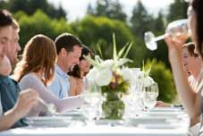 Great tips for dinner conversation etiquette - using these for our Etiquette Dinner