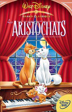 Les Aristochats : la première fois que je suis allée au cinéma