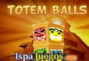 Juego de Totem Balls | JUEGOS GRATIS: Maneja un gran Totem lanzador de bolas y hacer que rebote en todo los objetos de la pantalla, pero también capturar las estrellas, cada nivel se va ser mas difícil de hacerlo, trata que el lanzamiento rebote en todos los lugares.