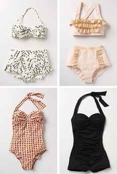(dream swimsuit: top right) http://www.pinterest.com/pin/464855992759791221/