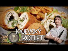 KYJEVSKÝ KOTLET (ŘÍZEK) Objevte skutečné potěšení z lahodného křehkého masa! 👍 (Котлета по-киевски) - YouTube Cheesesteak, Mexican, Ethnic Recipes, Youtube, Food, Essen, Meals, Youtubers, Yemek