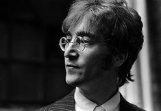 John Lennon by Jane Brown...J.Brown is a genius!