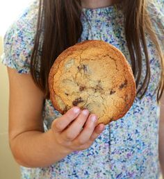 Gluten Free New York Times Chocolate Chip Cookies - be the most popular mom EVER