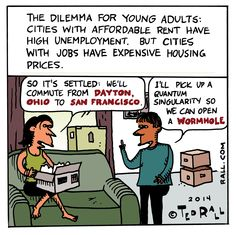 Ted Rall: The Affordable Housing Solution