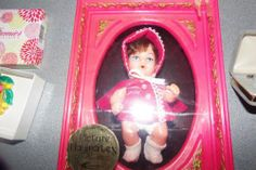1969 Uneeda Drink Wet Jointed Baby Doll Picture Playmates | eBay