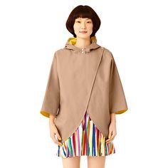 Reversible Cape - Kate Spade Saturday