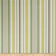Fabricut Bill Peridot from @fabricdotcom  This lovely woven fabric is perfect for draperies, valences, and upholstery projects.  Fabric features 30,000 double rubs.