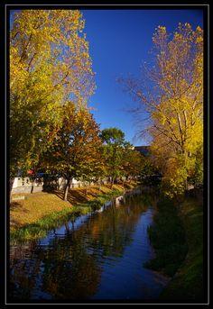 Autumn Canal in Dublin Copyright: Sylvain Kerdreux