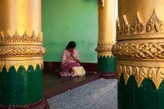 Prayer, Yangon