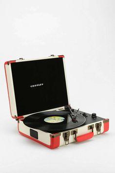 Crosley Executive USB Portable Vinyl Record Player