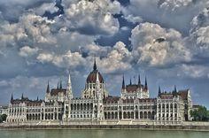 Madjarski parlament, Budimpesta