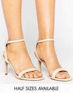 Sandalias de tacón HIDEWAY de ASOS