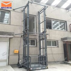 Source CE small electric goods lift for warehouse freight elevator price on m.alibaba.com