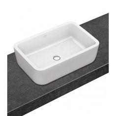 Umywalka stojąca na blacie 600 x 400 mm Villeroy & Boch Architectura 4127 61 01