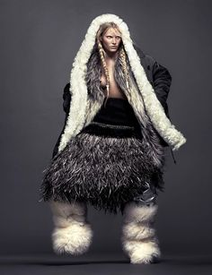 ru_glamour: Emily Baker for Vogue Netherlands October 2014