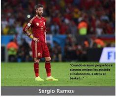 Frases absurdas en el mundo del fútbol - Ramos