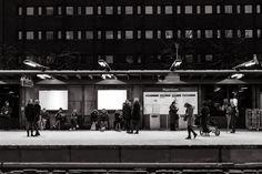 Majorstua metro stop - www.oslo360.no