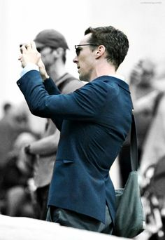 He's so hot right now: Benedict Cumberbatch hits Rome for Zoolander 2 Sherlock Cast, Sherlock Holmes, Benedict Cumberbatch Movies, Una Stubbs, Amanda Abbington, Louise Brealey, Star Trek Into Darkness, British Things, Zoolander