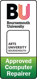 Bournemouth University and Arts University Bournemouth – approved computer repairer & IT support Bournemouth And Poole College, Bournemouth University, Computer Repair, Apple Mac, Student