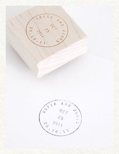 follow paper co. | paper goods and supplies shop — postal stamp no.2