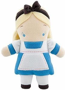Disney Pook-a-Looz Alice Plush Toy -- Felt Dolls, Plush Dolls, Rag Dolls, Paper Dolls, Sock Animals, Disney Merchandise, 98, Plushies, Softies