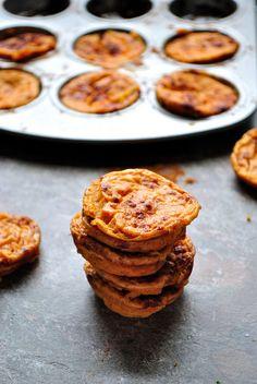 2-Ingredient Sweet Potato Bites