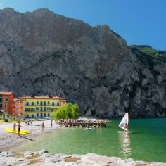 Lago di Garda, Italy by msochic