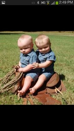 I want my baby to have their picture on my husband's saddle!